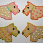 Homemade Dog Breed Cookies