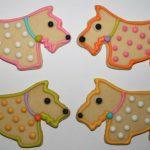 Homemade Dog Breed Cookies