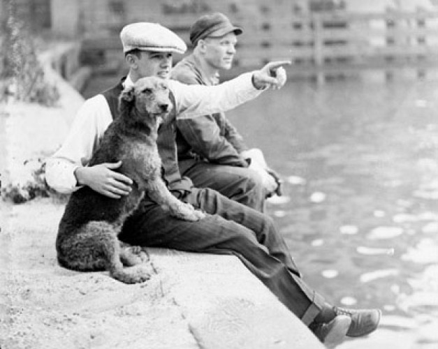 Popular Dog Names in the Early 1900s | Woof Report | The