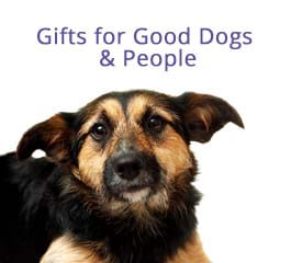 Gifts for Good Dogs and People